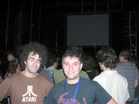 Mars y Nae en el Video Games Live en Valencia