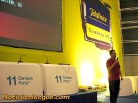 Campus Party 2007, Enrique José Sainz